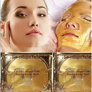 Other - Gold Bio collagen facial mask from France